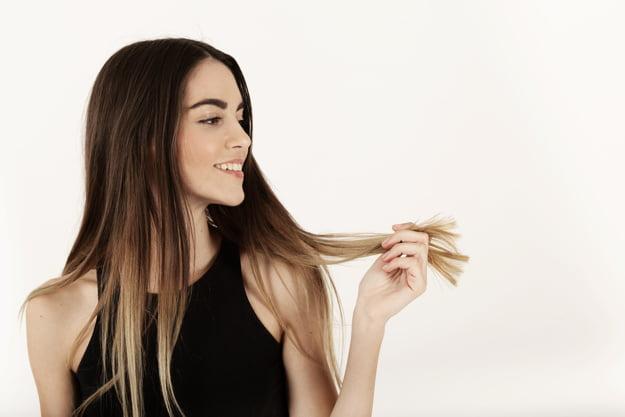 zagęszczenie włosów i odbudowa cebulek