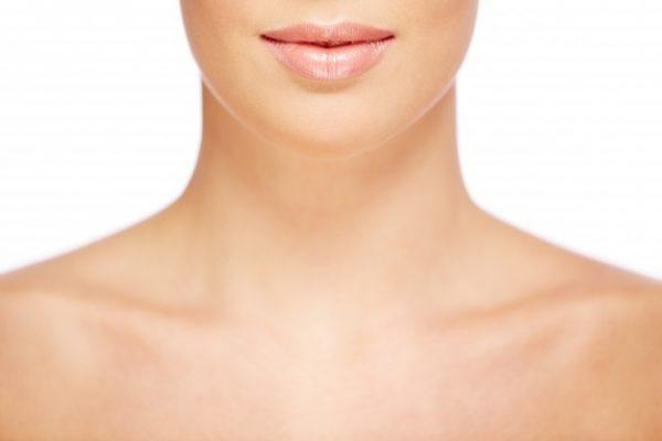 mezoterapia igłowa szyi i dekoltu