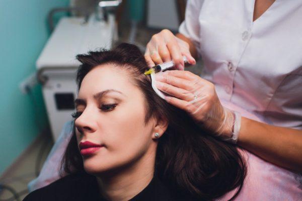 Osocze bogatopłytkowe wypadanie włosów łysienie